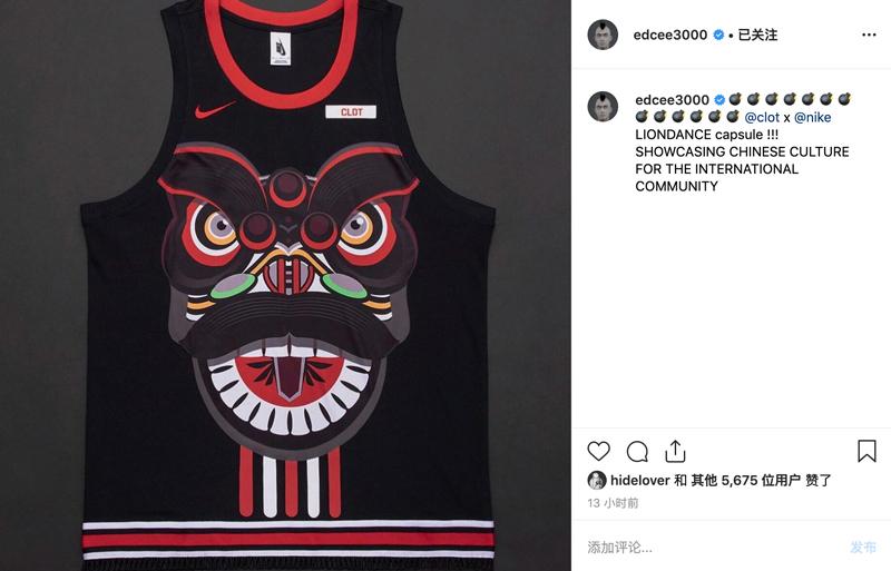 CLOT,Nike,发售  冠希亲自曝光!CLOT x Nike 最新联名本月底发售!
