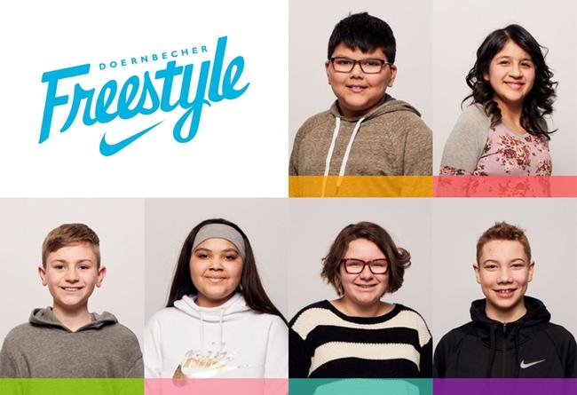 Nike,Doernbecher,  Nike 2019 慈善系列曝光!6 位小朋友,7 款鞋,11 双配色!