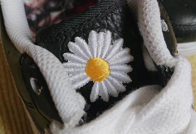 AF1,Nike,PEACEMINUSONE,权志龙  不止有双层鞋面!权志龙与 Nike 合作的 AF1 细节太丰富