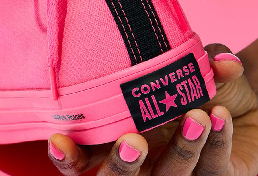 Converse,All Star,发售,O.P.I  高饱和骚气纯色!Converse 全新联名官网现已发售!