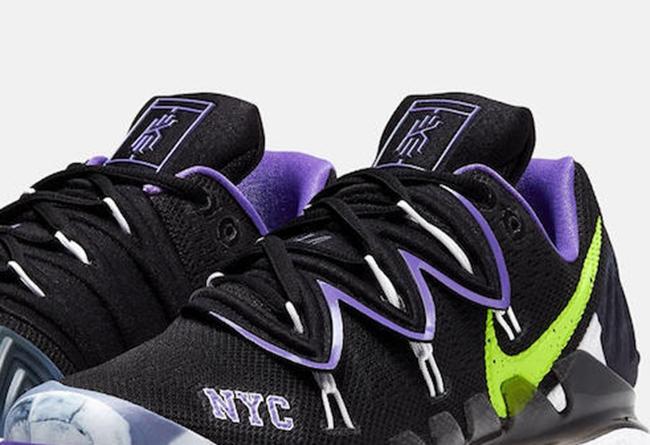 Nike,Air Zoom Vapor X,Kyrie 5,  酷似小丑配色设计!这双「Kyrie 5」你恐怕没见过!