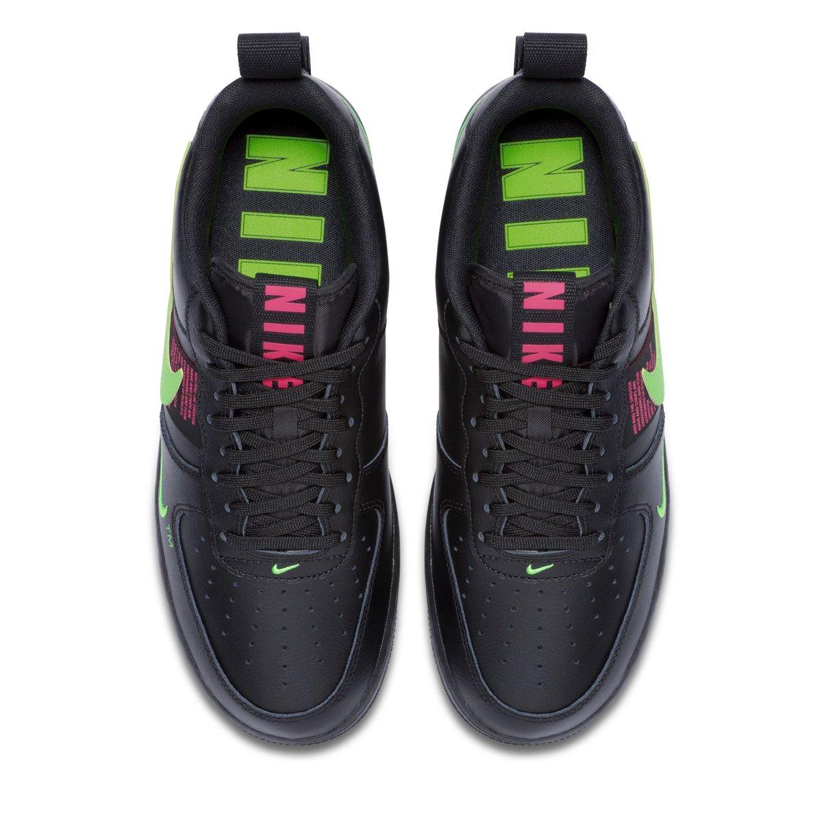 Nike,AF1,Air Force 1  买不起 OFF-WHITE 可以选它!解构 Air Force 1 带来新配色