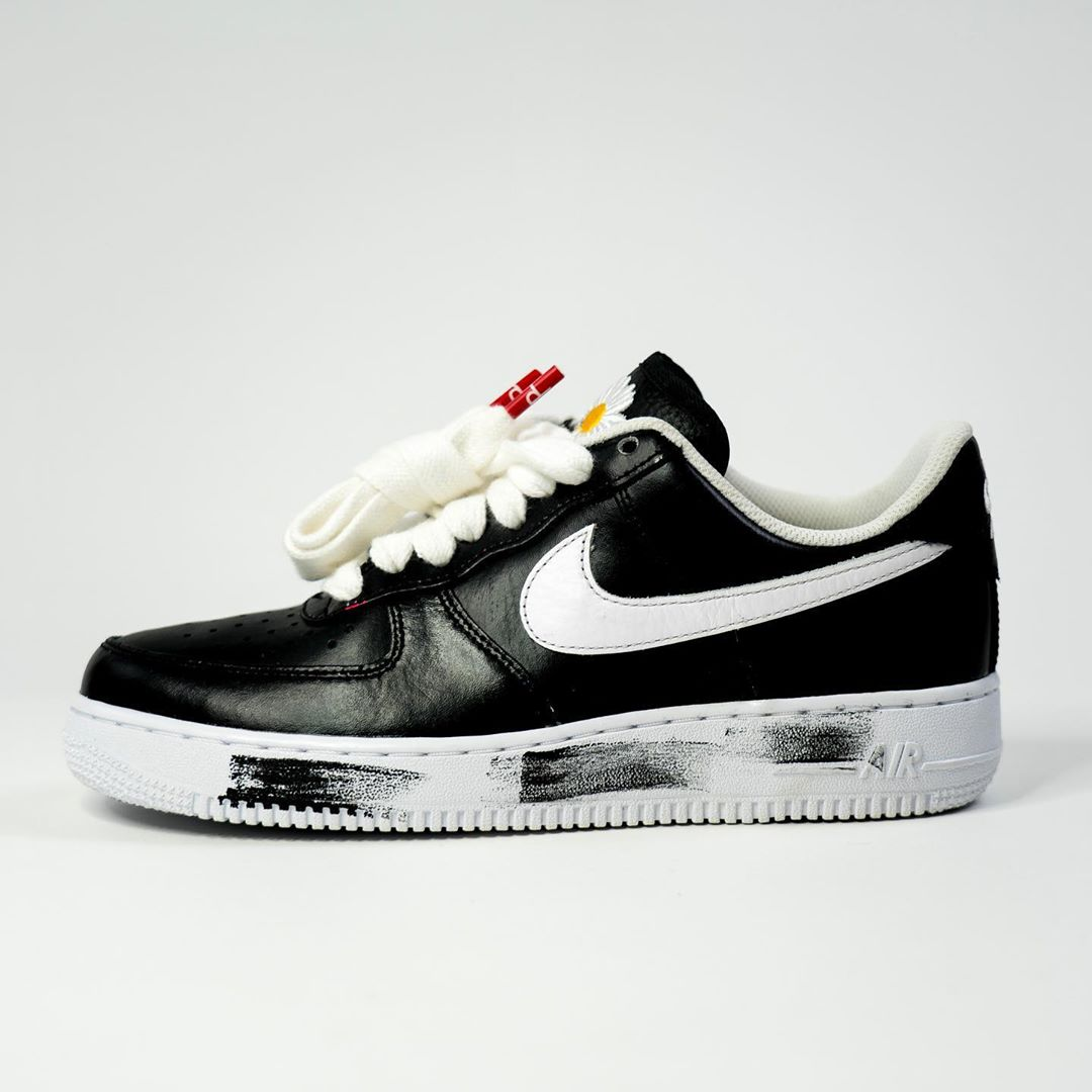Nike,Air Force 1,PEACEMINUSONE  权志龙个人品牌联名!这双全新 Air Force 1 浑身都是戏!
