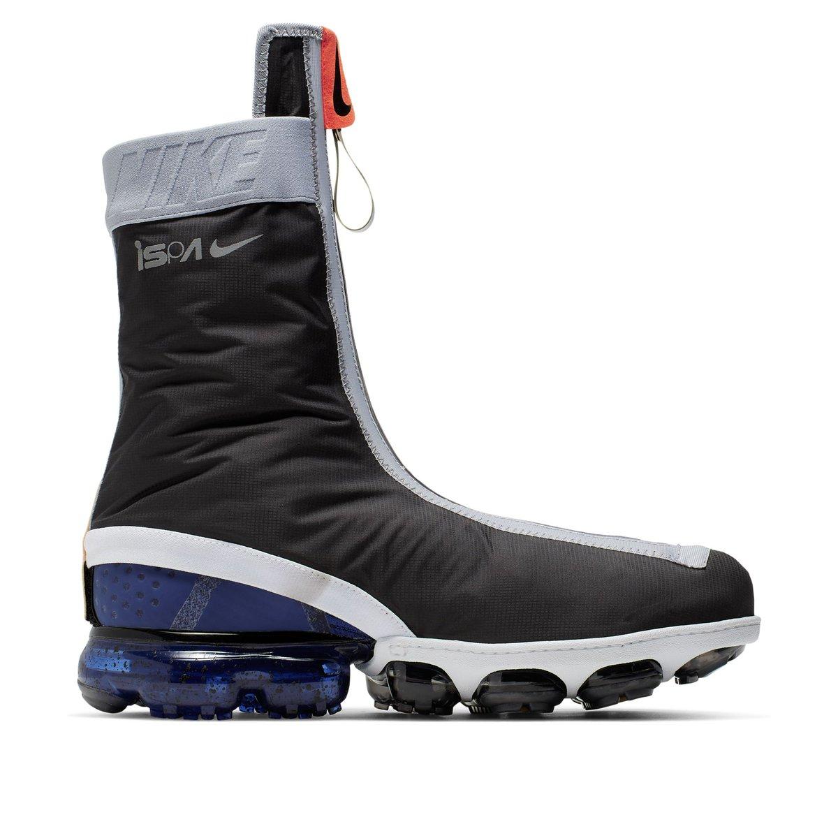 Nike,ISPA,发售,Air VaporMax Flyk  重新定义「机能球鞋」!这双 Nike ISPA 新作也太前卫了!