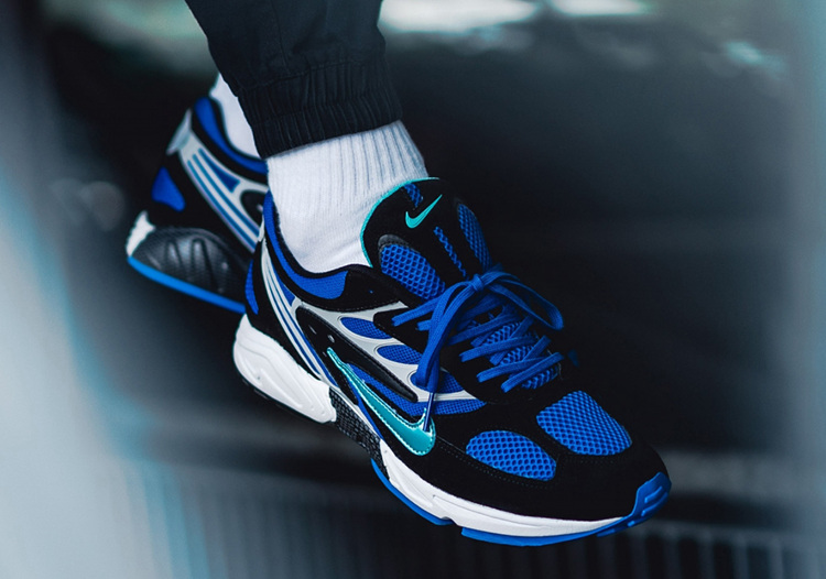 Nike,Air Ghost Racer,AT5410-00  复古造型 + 经典配色!Nike Air Ghost Racer 新品即将发售!