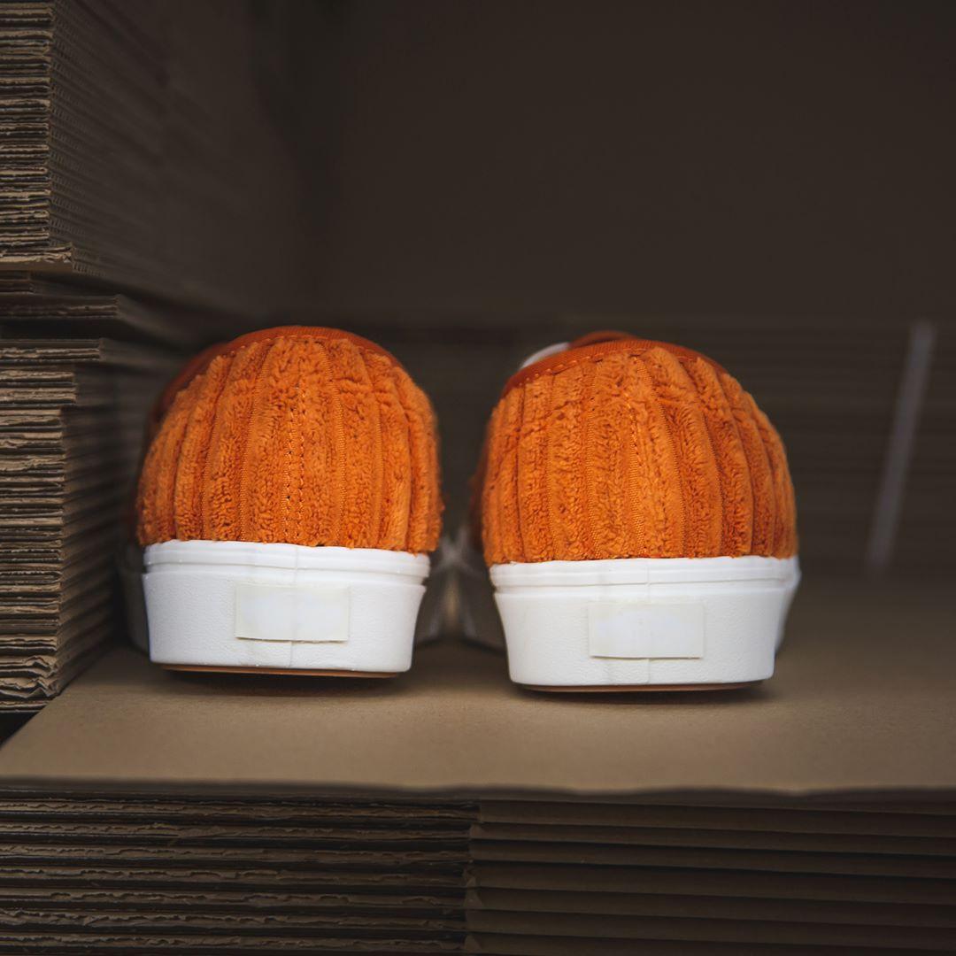 Vans,Authentic,发售  高颜值新品!灯芯绒 Vans Authentic 美图抢先看!