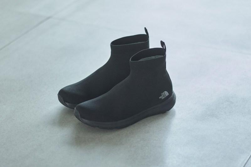 GORE-TEX,The North Face,TNF  搭载 GORE-TEX® 科技!能防水的全编织袜套鞋来了!