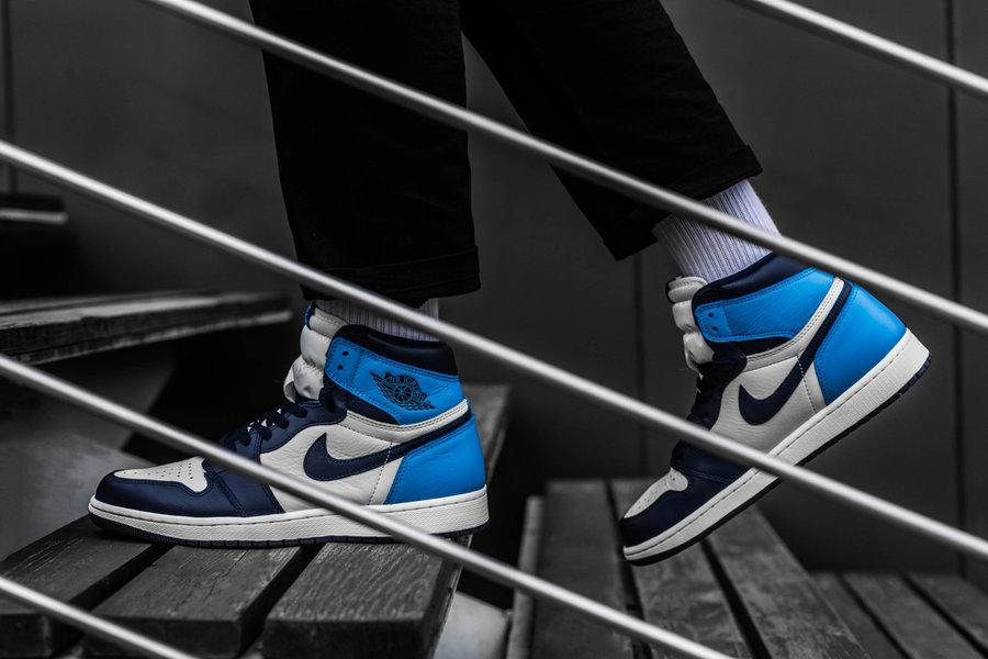 Nike,adidas,Converse,AJ1,Air M  黑曜石 AJ1,UNDFTD x ZK4 周末发售!一周球鞋美图 08/23