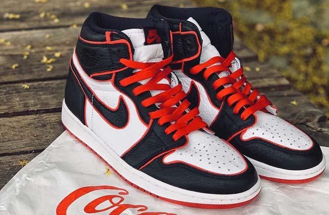 Air Jordan 1,AJ1,555088-062  新秀、体育画报的兄弟配色!这双 Air Jordan 1 来头真不小!