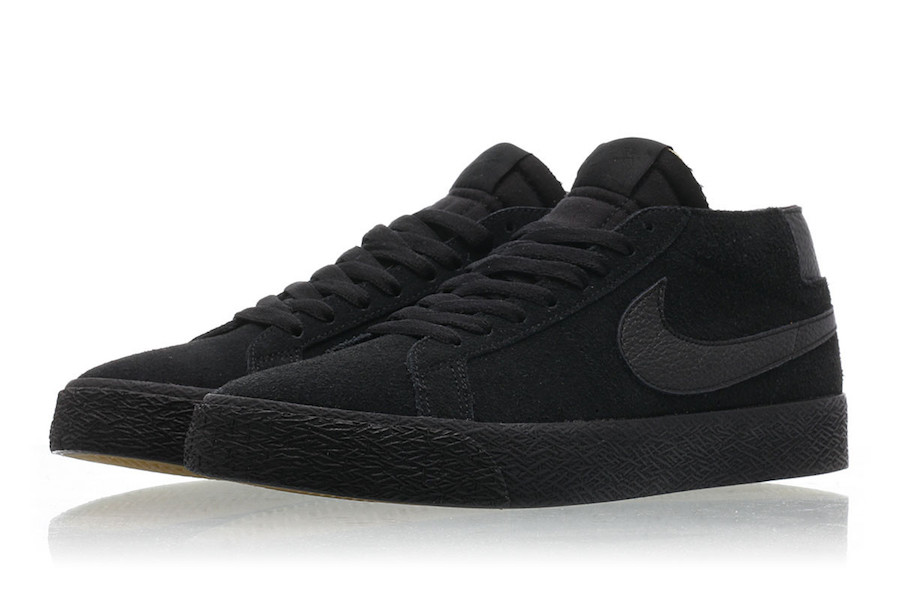 Nike,如今,复,古风,和,街头,文化,强势,崛起,  低调的街头风格!全新 Nike SB Zoom Blazer Chukka 现已发售
