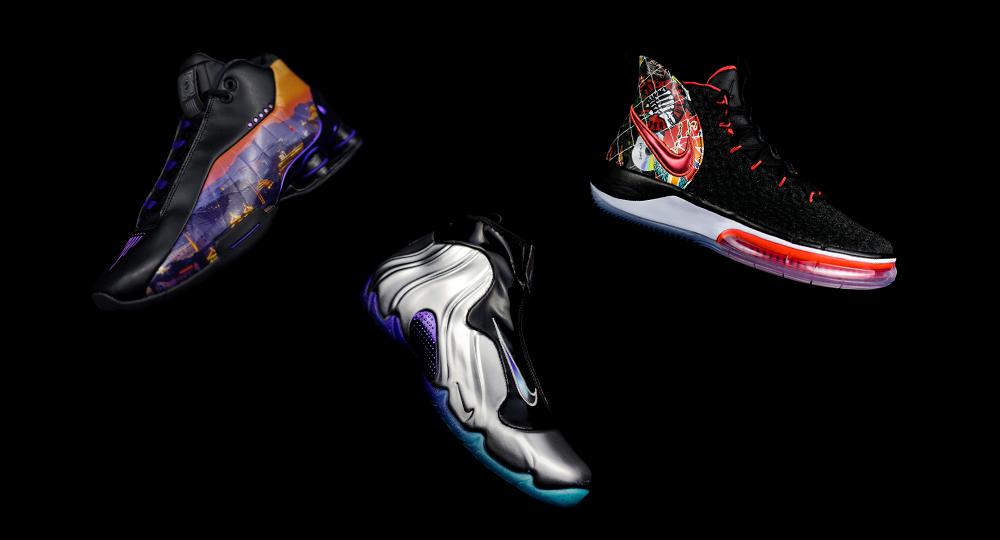 Nike,篮球梦,Air Flightposite,Shox  本周最惦记的球鞋来了!Nike 三双「中国限定」一开箱就被勾走了魂