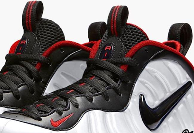 Nike,Air Foamposite Pro,624041  全新配色曝光!白泡 Air Foamposite 明年发售!