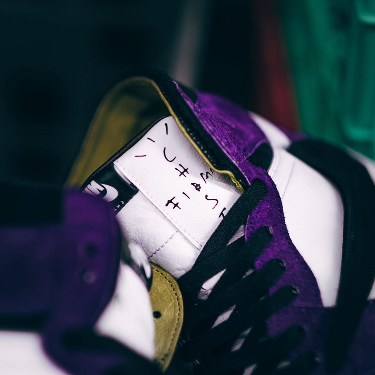 Air Jordan 1,AJ1  反钩 + 换钩!这双定制版 Air Jordan 1 你打几分?