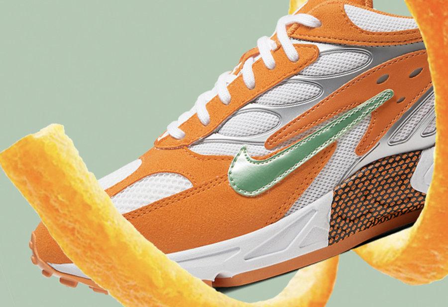 """亮眼橙色装扮!Air Ghost Racer """"Orange Peel"""" 即将发售"""