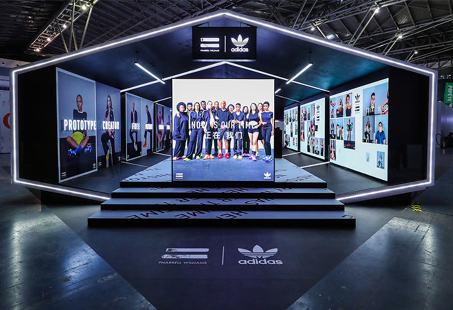 adidas,Hu NMD,Pharrell William  24 双新品一同曝光!菲董攒了一年的大招终于来了!