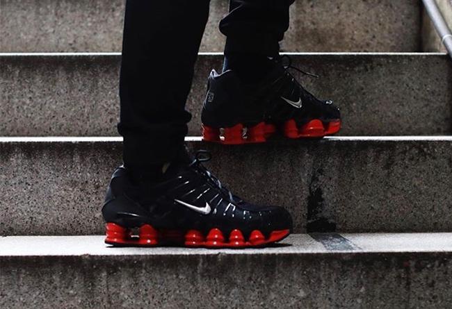 Nike,Shox TL,Skepta,发售  最新上脚图释出!全新 Skepta x Nike Shox TL 下周发售