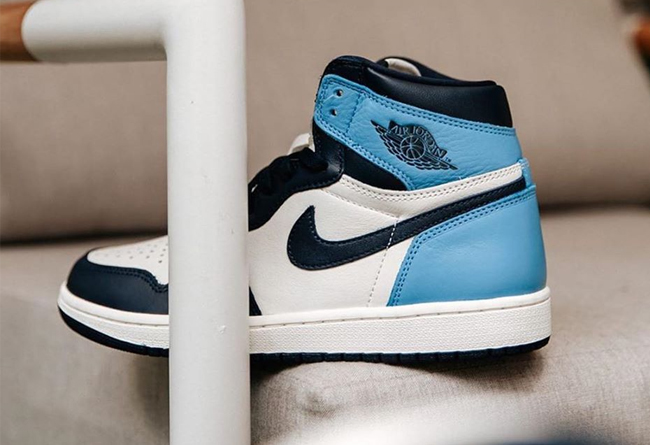 Nike,Jordan brand,Air Jordan 1  黑曜石 Air Jordan 1 并未如期上架!你今天陪跑了么?