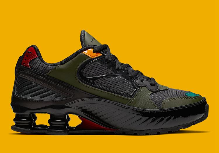 Nike,Shox Enigma,BQ9001-001,BQ  造型独特 + 女生专属!Nike Shox Enigma 全新配色即将发售!