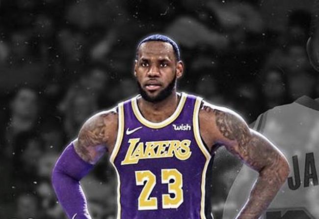 上脚,明星,Lebron 17,Nike  何时正式登场?詹姆斯训练上脚 LeBron 17