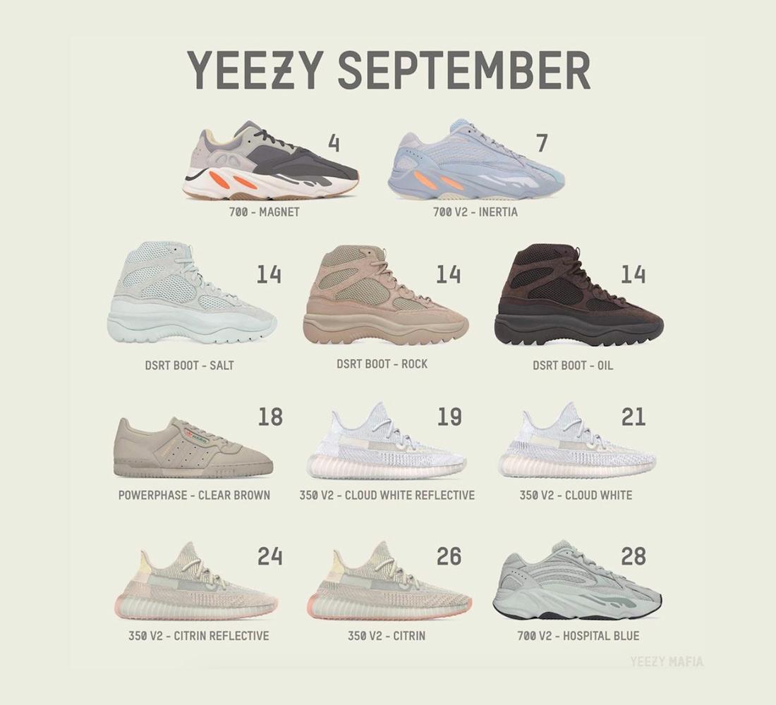 Yeezy Boost 700,adidas,Magnet  磁铁配色 Yeezy 700 仅在 Yeezy Supply 发售?那货量...