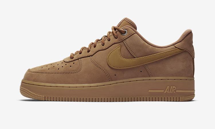 Nike,Air Force 1 High,Air Forc  秋冬必备!全新 Nike Air Force 1 小麦配色即将发售!