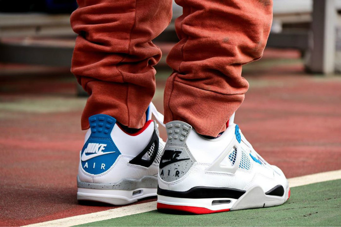 Air Jordan 4,AJ4,What The,CI11 压轴狠货本月发售!What The AJ4 上脚你打几分?