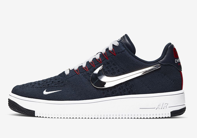 Nike,Air Force 1,af1,发售  Swoosh 设计神似联名!冠军配色 Nike Air Force 1 即将发售!