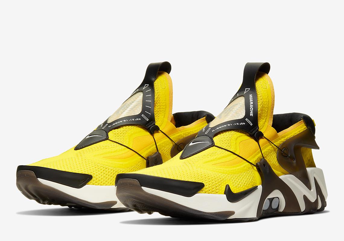 Nike,Adapt Huarache,发售  最适合日常的自动系带鞋款!Nike Adapt Huarache 下周发售
