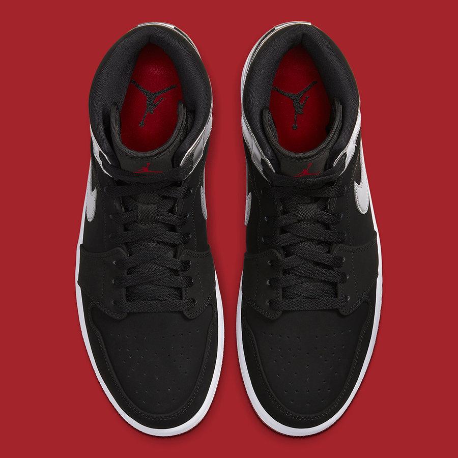 世博国际注册1,Air Jordan 1 Mid,554724-05  世博国际技巧还有另一个名字?!全新 Air Jordan 1 Mid 即将发售