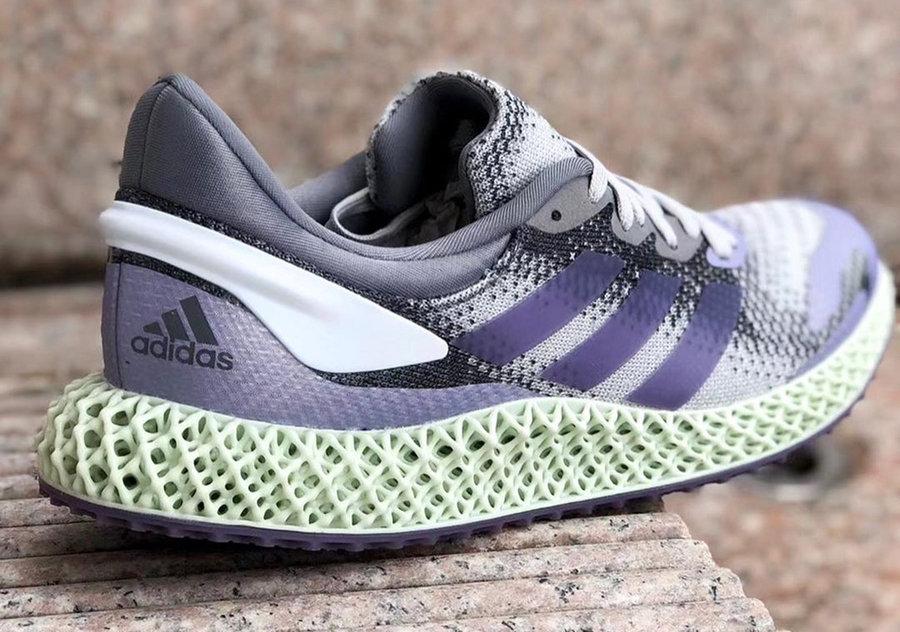 Futurecraft,4D,adidas  下一代的 adidas 4D 跑鞋长这样?看看都有哪些变化!