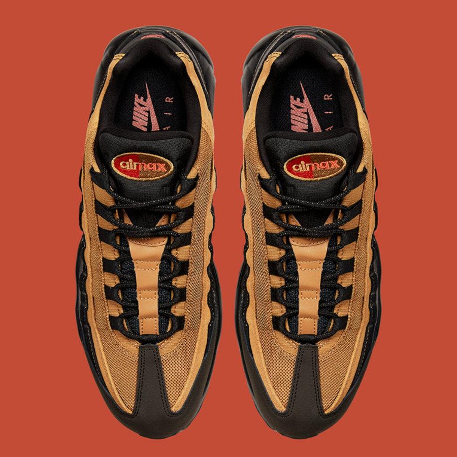 Nike,Air Max 95,AT9865-014  户外风格十足!Nike Air Max 95 全新配色即将发售!