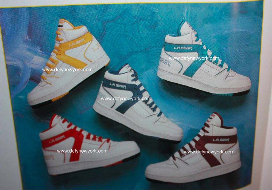 斯凯奇,LA Gear  流行之王「迈克尔杰克逊」上脚的那双鞋,终于要回归了!
