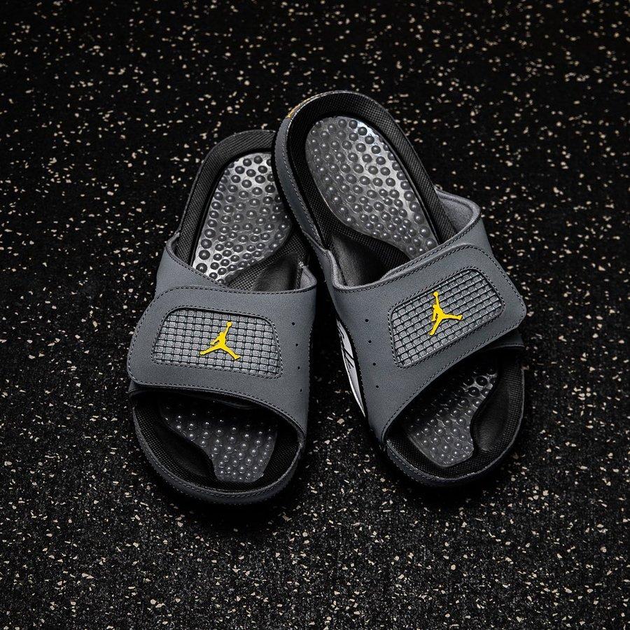 Jordan Hydro IV,发售,Nike  官网 7 折最后一天!酷灰 Jordan Hydro IV 拖鞋正在热卖
