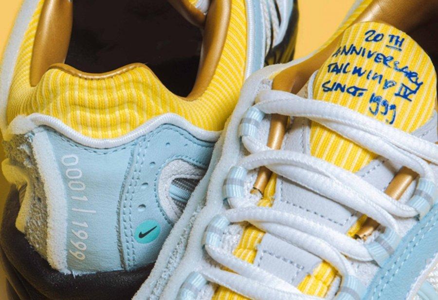 Sneakersnstuff,Nike,Air Max Ta  20 周年纪念!SNS x Air Max Tailwind 4 全新联名即将发售!