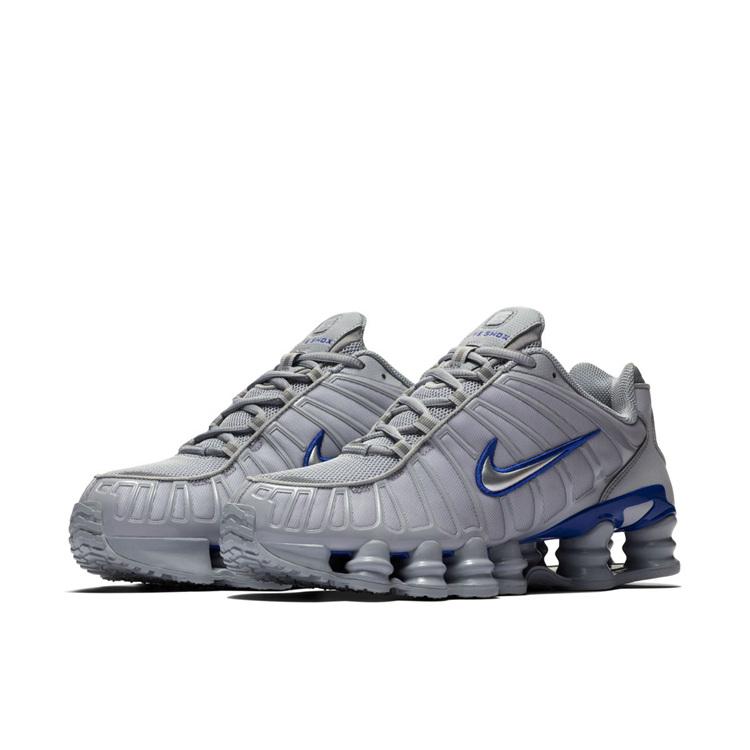 Nike,Shox TL  鞋身细节亮色点缀!Nike Shox TL 全新配色曝光!