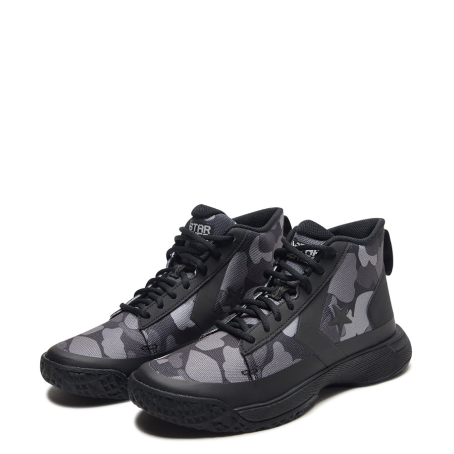 Converse,Star Series BB,发售  造型有点像军靴!Converse 全新篮球鞋官网现已发售