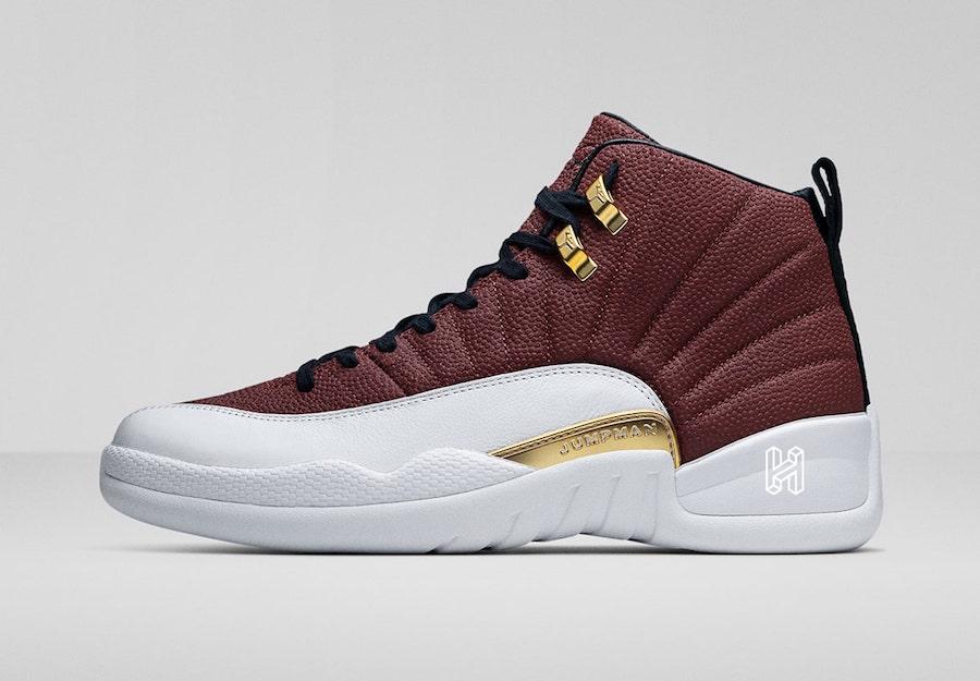 AJ12,Air Jordan 12,Game Ball  超高规格限量款!这双 Air Jordan 12,鞋王塔克应该很想要!