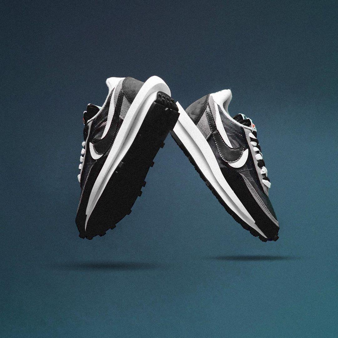 sacai,Nike,LDWaffle,发售  今早 sacai x Nike 你抢到了吗?下周还有第二波发售!