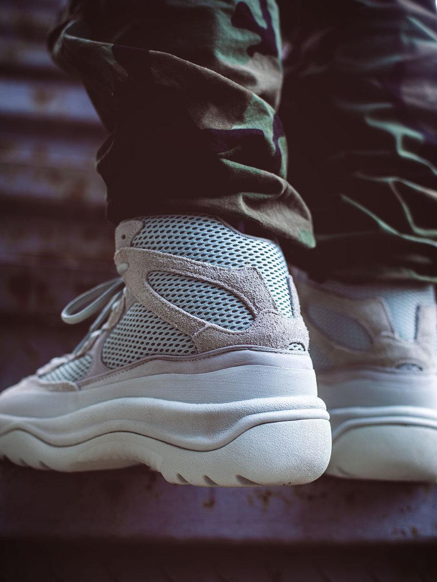 Yeezy,Desert Boot  号称 Yeezy 家族性价比第一!Yeezy 沙漠靴上脚效果究竟如何?