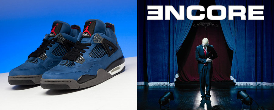Air Jordan 4,WNTR,Loyal Blue,C  小阿姆 Air Jordan 4 货量曝光!入手有难度!