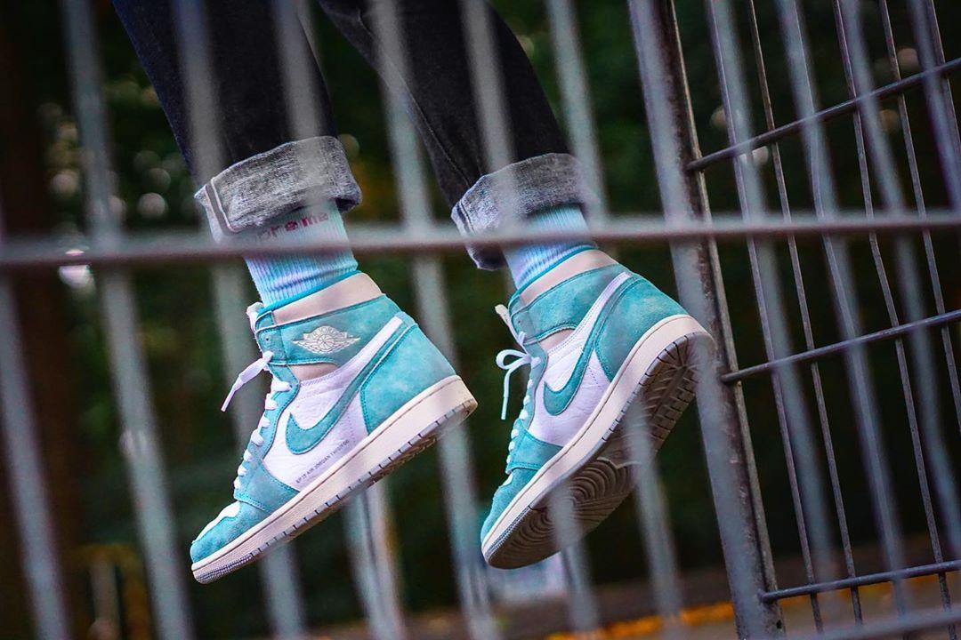 AJ1,Air Jordan 1  换季买什么鞋「又值又有排面」?这 21 双,现在买还来得及!