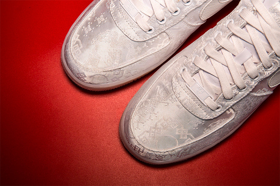 CLOT,Nike,AF1,Air Force 1 Air Force 1 冠希亲自预告!CLOT x Nike AF1 新配色可能要来了!