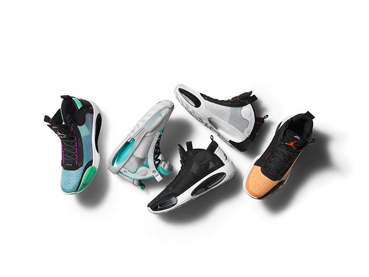 Air Jordan 34,AJ34,AR3240-103,  郭艾伦球员版 + 火星登陆配色!两款 AJ34 预计 11 月发售!