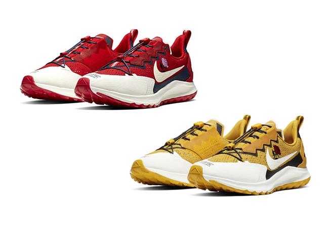 GYAKUSOU,Nike,Zoom Pegasus 36  户外风大改造!GYAKUSOU x Zoom Pegasus 36 官图释出