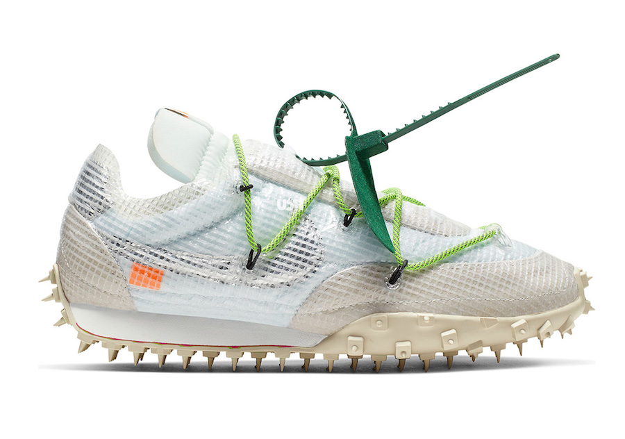 OFF-WHITE,Nike,Waffle Racer,CD  跳票发售!OFF-WHITE x Nike Waffle Racer 系列预计下月登场!