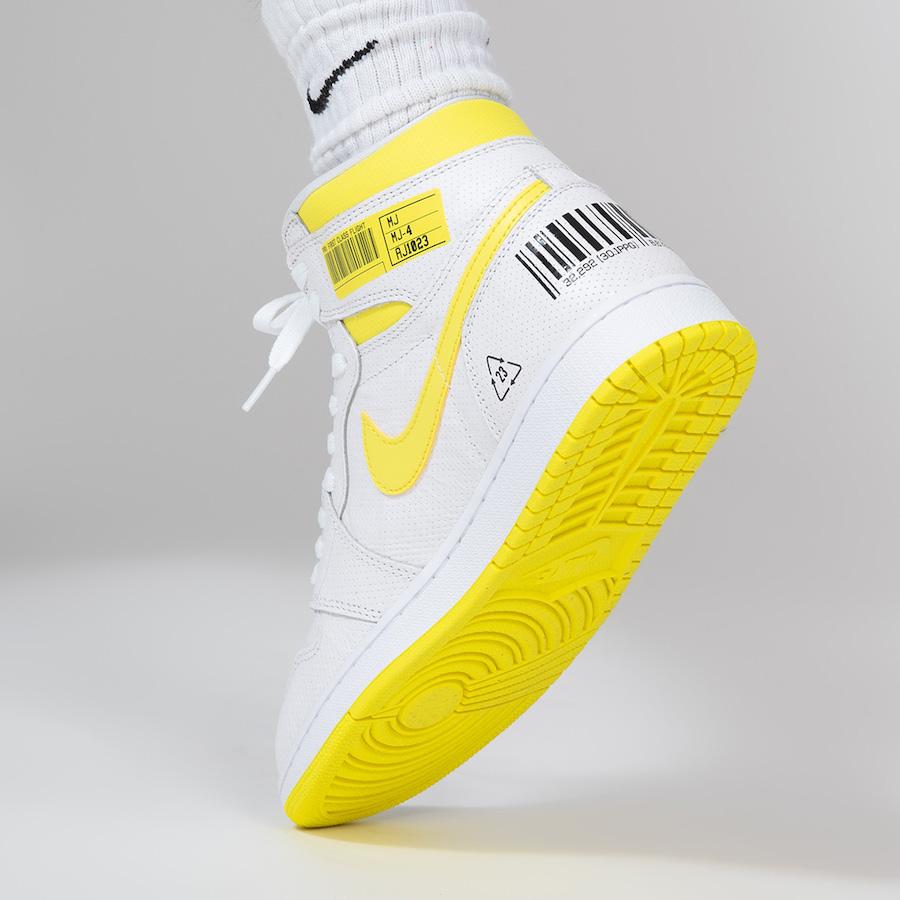 Air Jordan 1,AJ1,发售,First Clas  超多彩蛋等你揭秘!「跳票王」Air Jordan 1 月底发售!