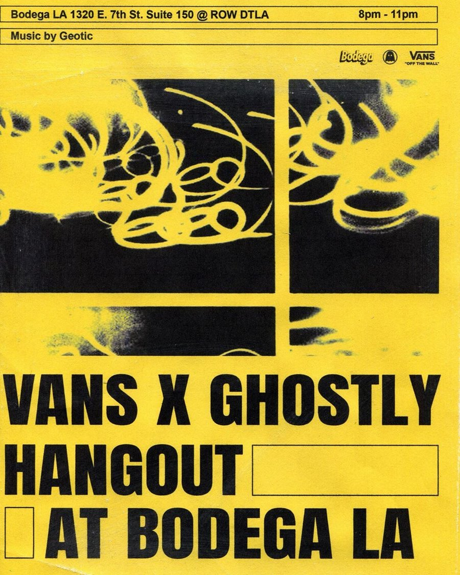 Vans,Sk8-Hi,Slip On  3M 反光幽灵棋盘格!Ghostly x Vans 系列下月发售!