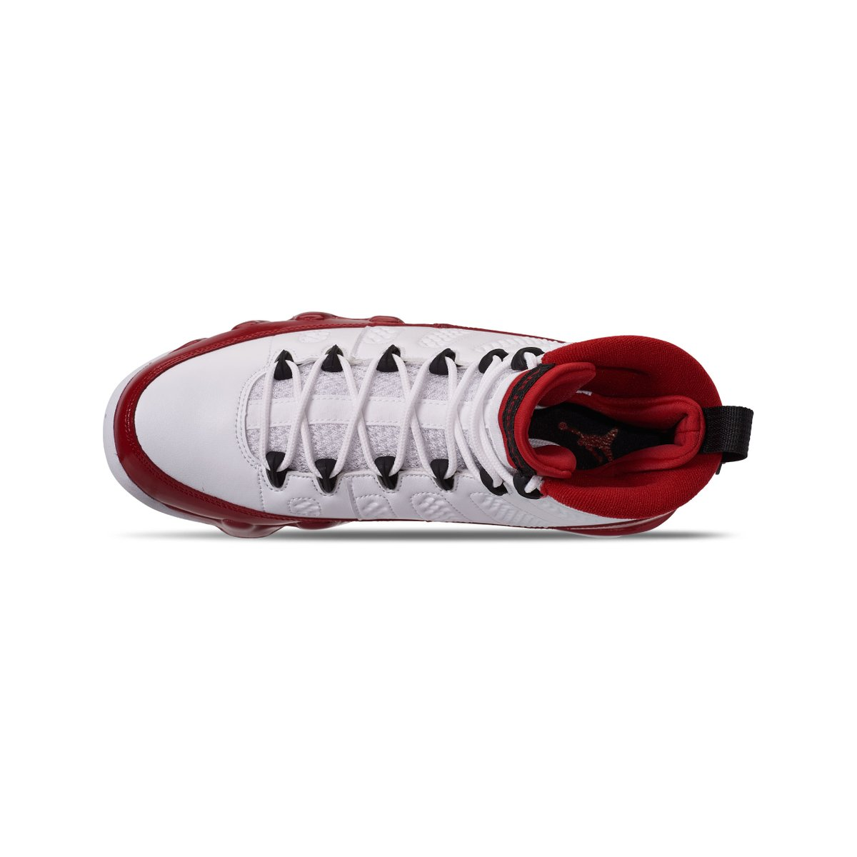 "AJ9,AirAir Jordan 9,AJ9,Gym Re  Air Jordan 9 ""Gym Red"" 最新实物图释出!预计 10 月初发售!"