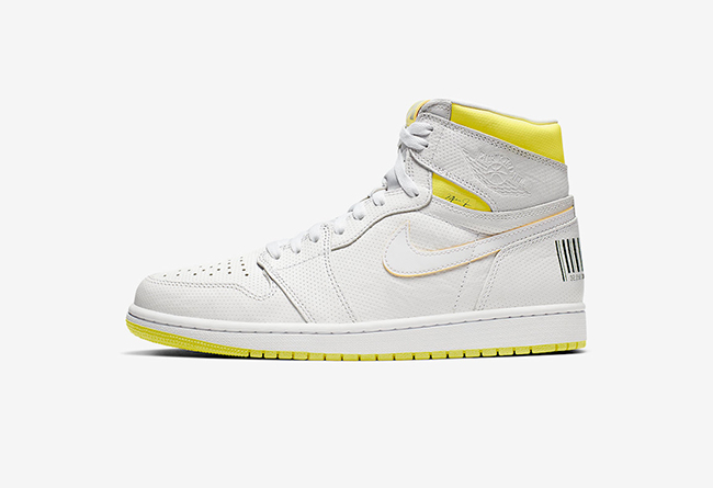 Air Jordan 1,Aj1,发售,First Clas  距离发售不到一周!这双 Air Jordan 1 你冲的动吗?