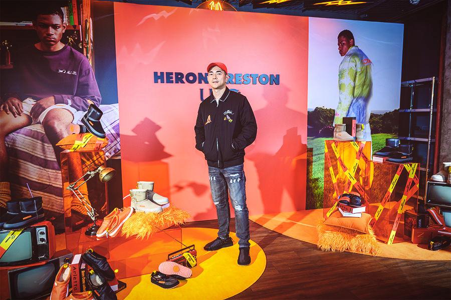 UGG,Heron Preston  独家!我们跟 Kevin Poon 聊了你们都关心的「联名鞋」!